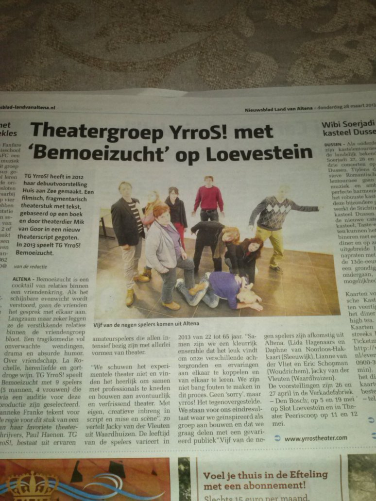 Nieuwsblad land van Altena