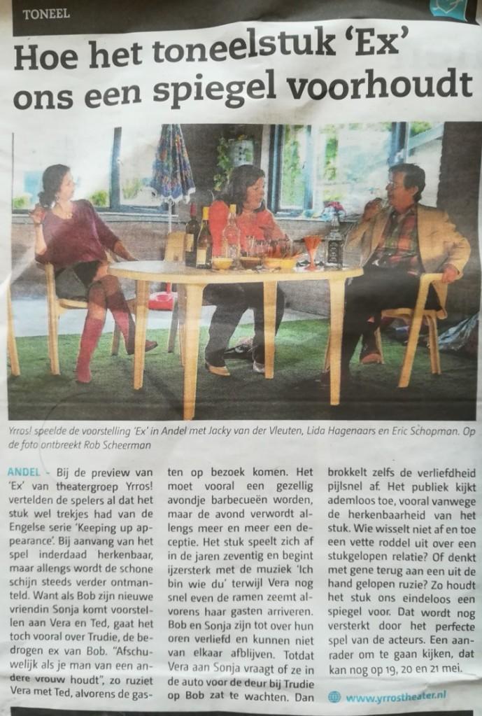 Nieuwsblad YrroS